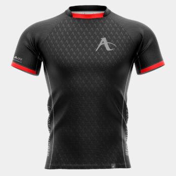 Arawaza Sports T-Shirt BLACK