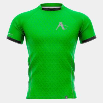Arawaza Sports T-Shirt GREEN