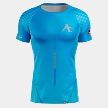 Arawaza Sports T-Shirt BLUE