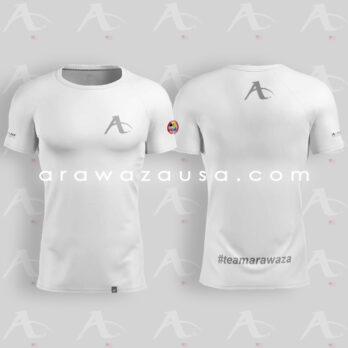 Arawaza Sports T-Shirt WHITE