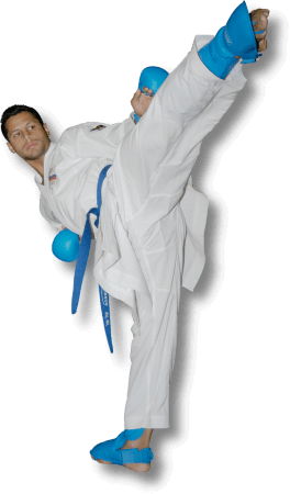 César Herrera - Venezuelan Karate Champion - Pan-American Champion - Arawaza: all the power you need! High Quality Martial Arts Supplies and Karate Equipment