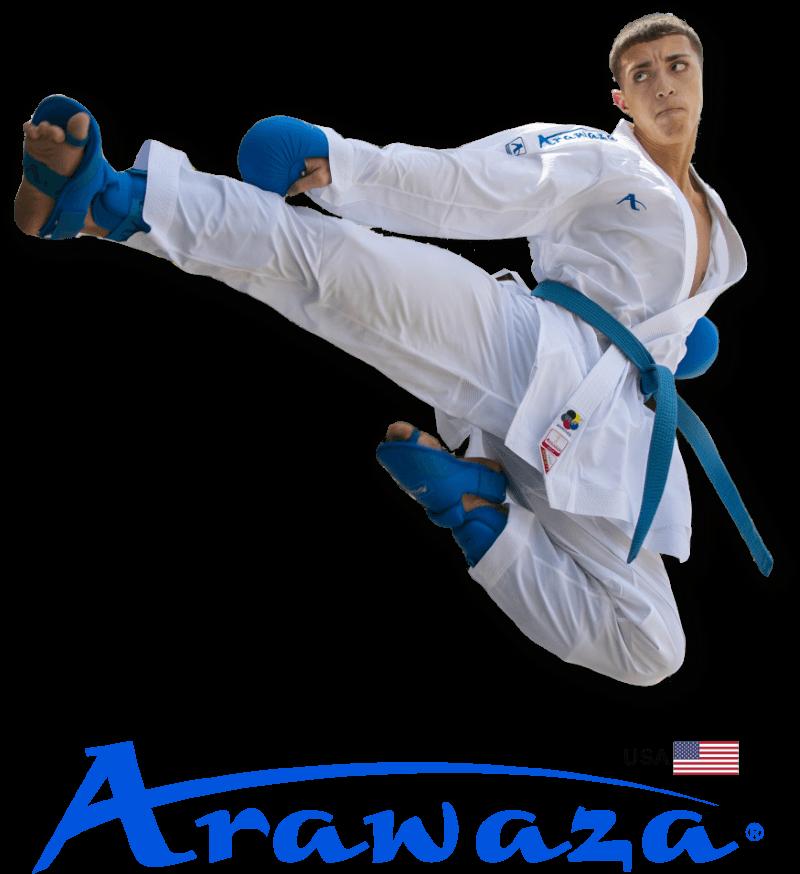 Edgar Torres - 2x Pan-American Champion - 1x Youth Premier League - 3x National Champion - Arawaza USA Team - The best Karategis and karate equipment for maximum performance