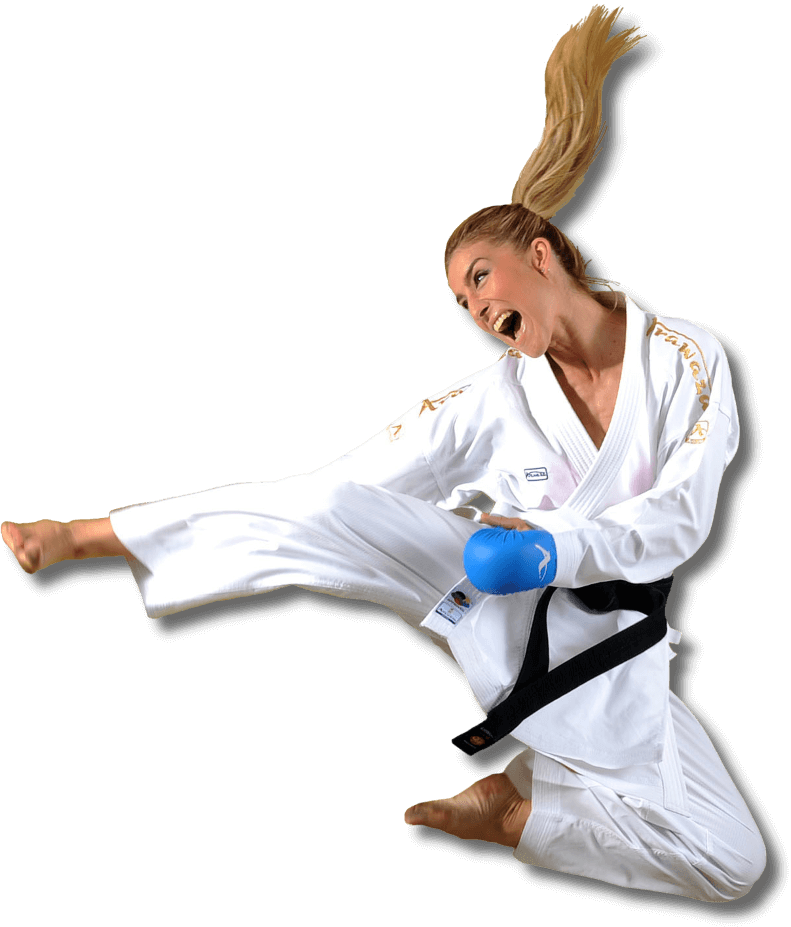 Jelena Kovačević Herrera - World Champion - Three times European Champion - Female Croatian Karateka Expert - Arawaza USA