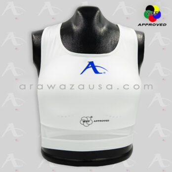 Arawaza WKF Approved Chestguard (Guard & Sports Bras)