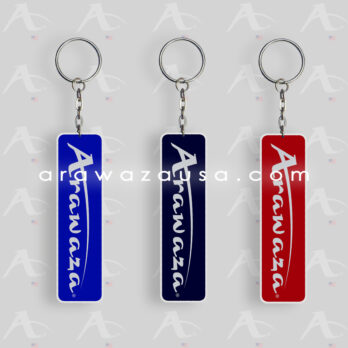 Arawaza Key Chain – Rectangular