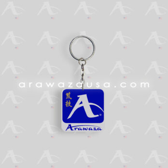 Arawaza Key Chain – Square