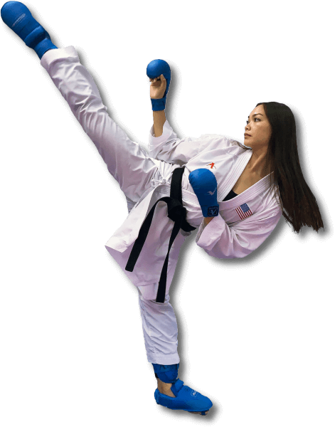 Trinity Allen - Arawaza USA - Martial Arts Supplies - High Quality Karate Uniforms and Equipment in United States