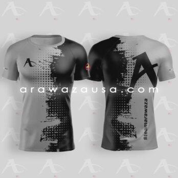 Arawaza Sports T-Shirt GREY